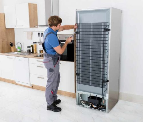 Repair on Refrigerator, Freezers, and Icemakers
