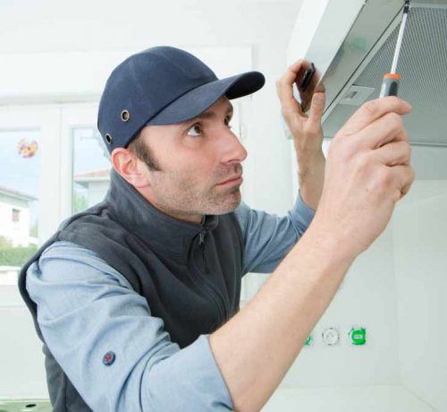 Range Hood Repair and Installation Services